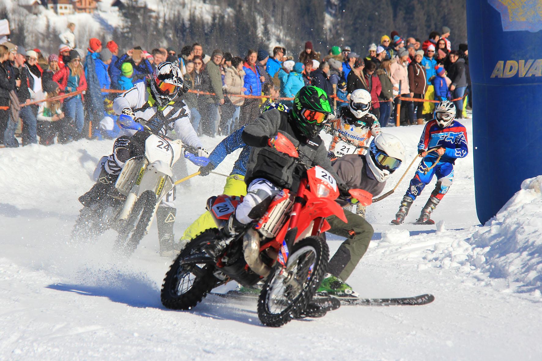 Holzknecht Skijöring Gosau _ Impression 1 _ Bild Karl Posch _ LR