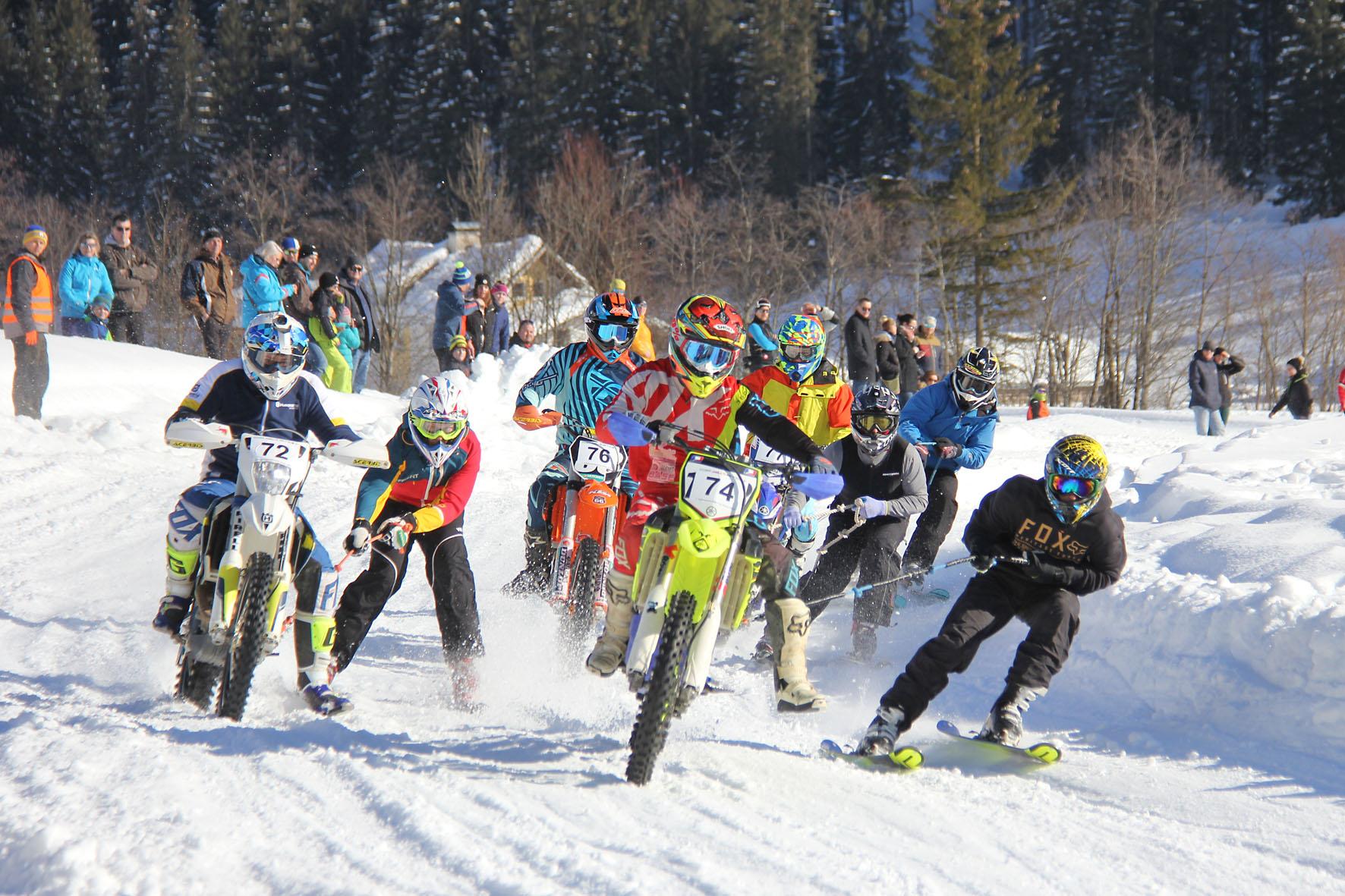 Holzknecht Skijöring Gosau _ Impression 3 _ Bild Karl Posch _ LR