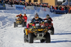 Holzknecht Skijöring Gosau _ Quads in Action _ Bild Karl Posch _ LR